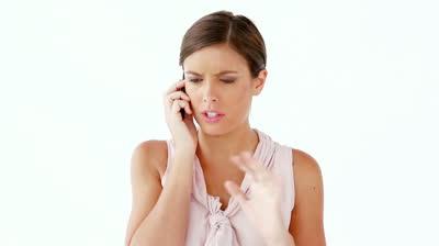 worried phone call